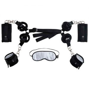 Hard Limits - Under The Bed Restraints Kit von Fifty Shades of Grey