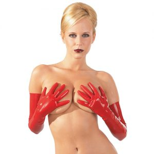 Latex-Handschuhe von The Latex Collection