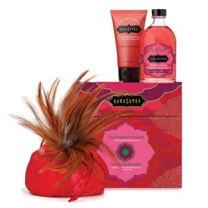 Kamasutra Treasure Trove Strawberry