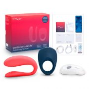 We-Vibe Set Sensations Unite Collection mit Paar-Vibrator und Penisring