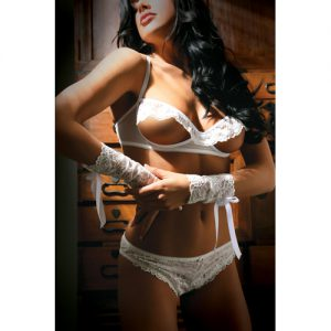 Forever Yours Dessous-Set