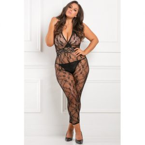 Lacy Movie Bodystocking Übergröße