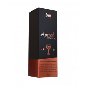 Aperol Warming Massage Gel